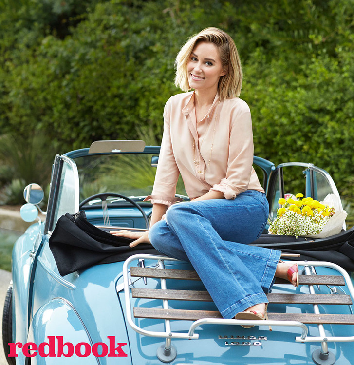 Lauren Conrad, Redbook Magazine, EMBARGO until 4am PST 03/10/15