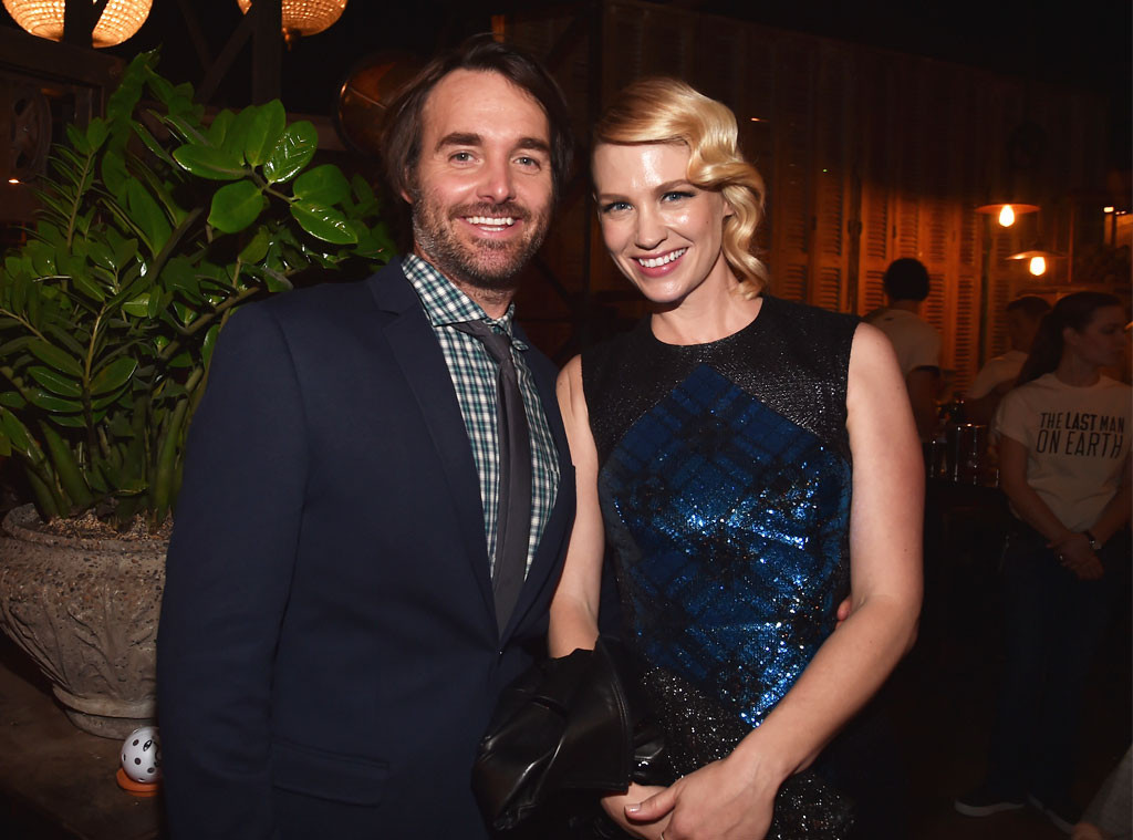 Will Forte, January Jones