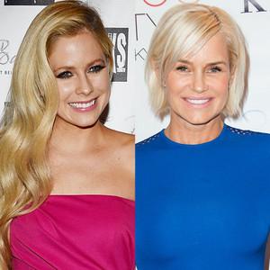 Avril Lavigne, Yolanda Foster
