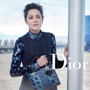 Marion Cotillard, Dior Ad Campaign