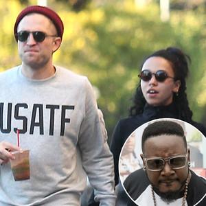 Robert Pattinson, FKA Twigs, T-Pain