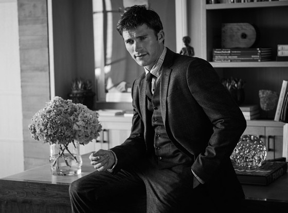 Scott Eastwood, Treats Magazine