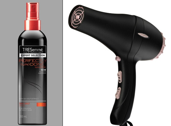 Hair Spray, Hair Dryer