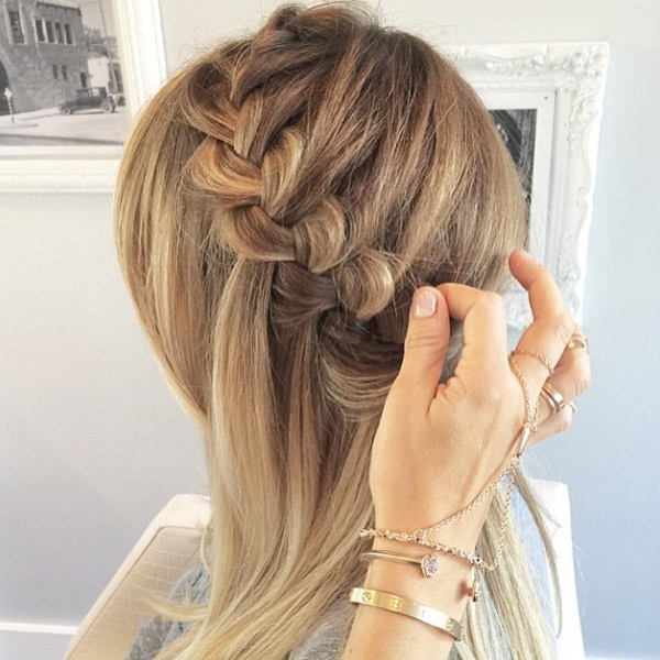 Nikki Lee Braid, ESC