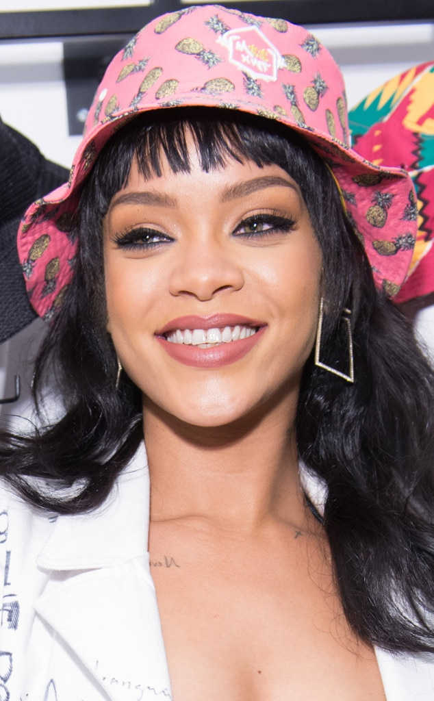 rihanna bucket hat