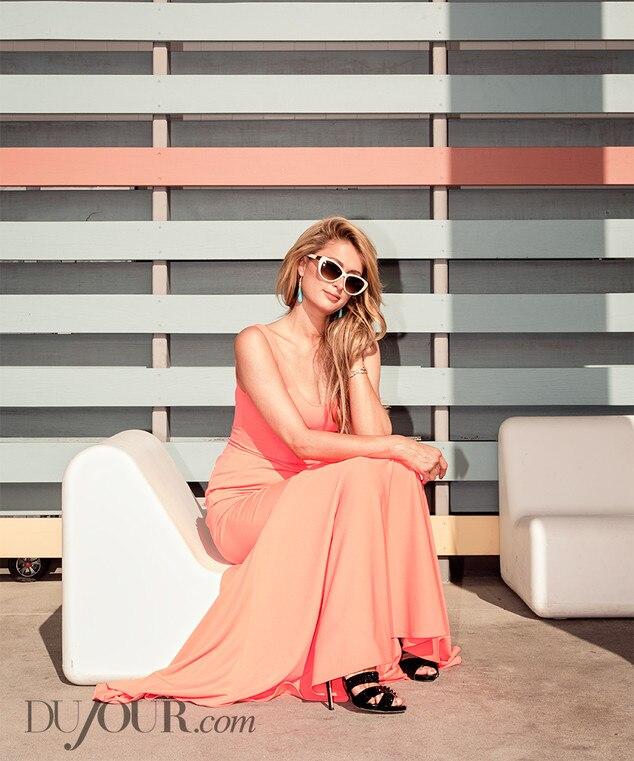 Paris Hilton, Dujour