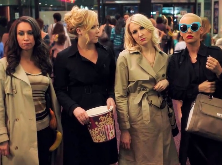 MTV Movie Awards, Amy Schumer, Nikki Glaser, Amber Rose
