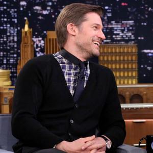 Nikolaj Coster-Waldau, Jimmy Fallon, Tonight Show