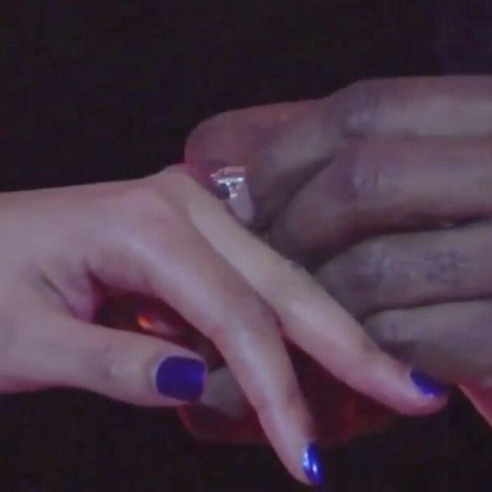 Beyonce, Blue Nails, ESC