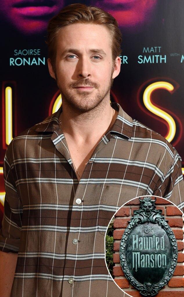 Ryan Gosling, The Haunted Mansion