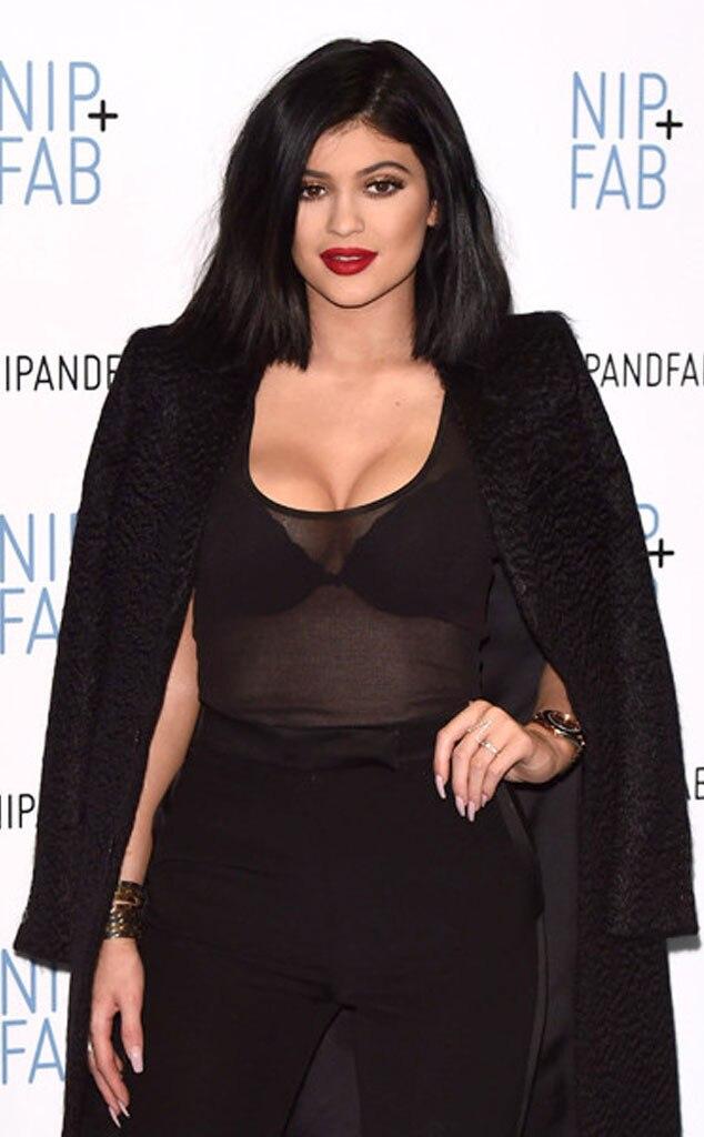 Kylie Jenner, Nip + Fab