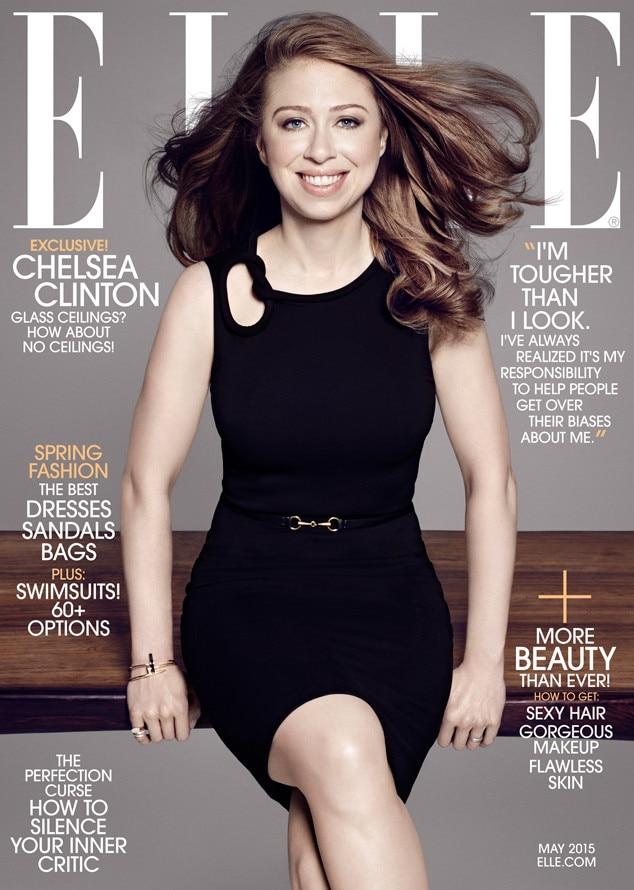Chelsea Clinton, Elle