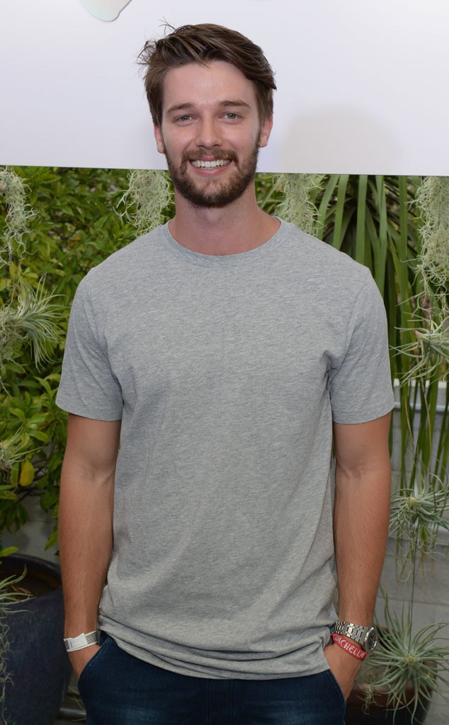 Patrick Schwarzenegger Shows Off His Bulging Biceps While ...