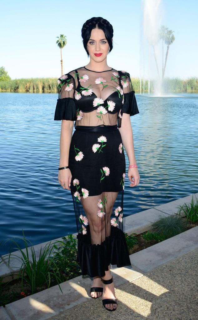 Katy Perry, Coachella