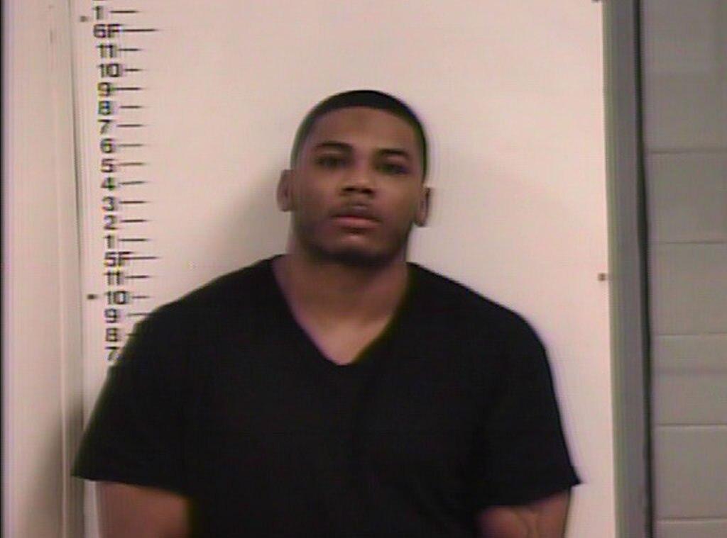 Nelly, Cornell Haynes, Mug Shot