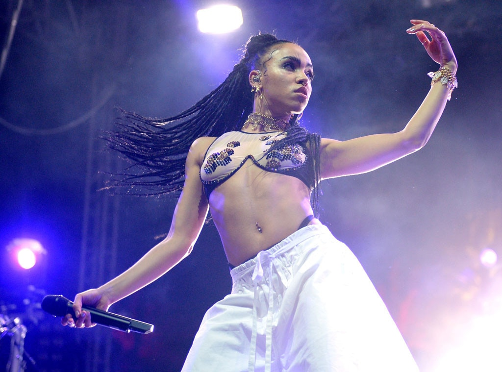 Coachella Music Festival, FKA Twigs