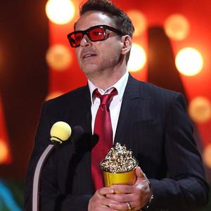 Robert Downey Jr., MTV Movie Awards