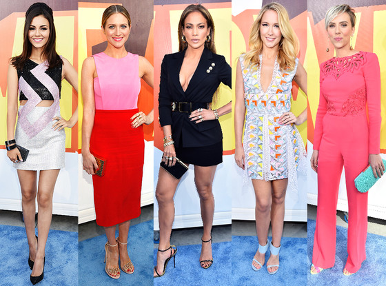 Best Dressed, MTV VMA