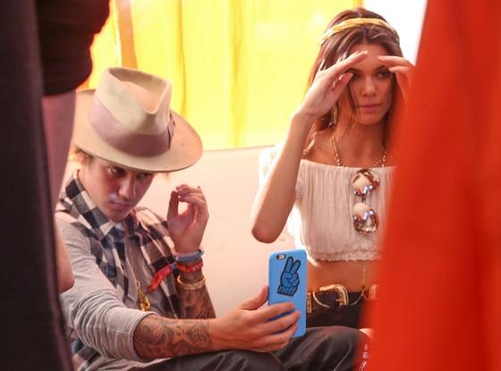 Coachella Music Festival, Kendall Jenner, Justin Bieber