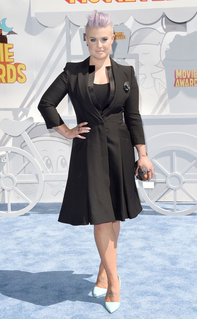 MTV Movie Awards, Kelly Osbourne