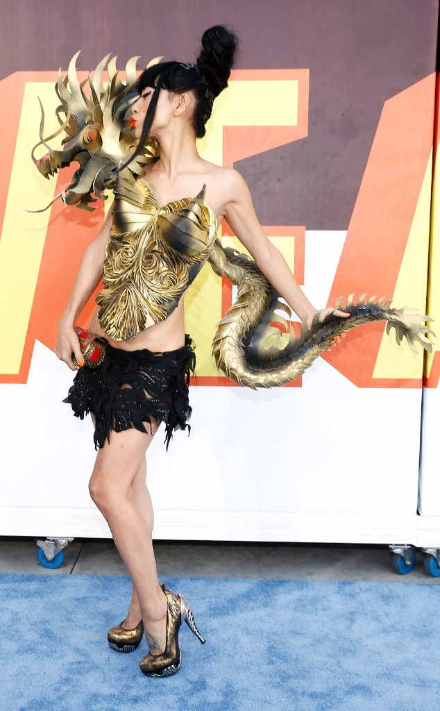 Bai Ling, MTV Movie Awards