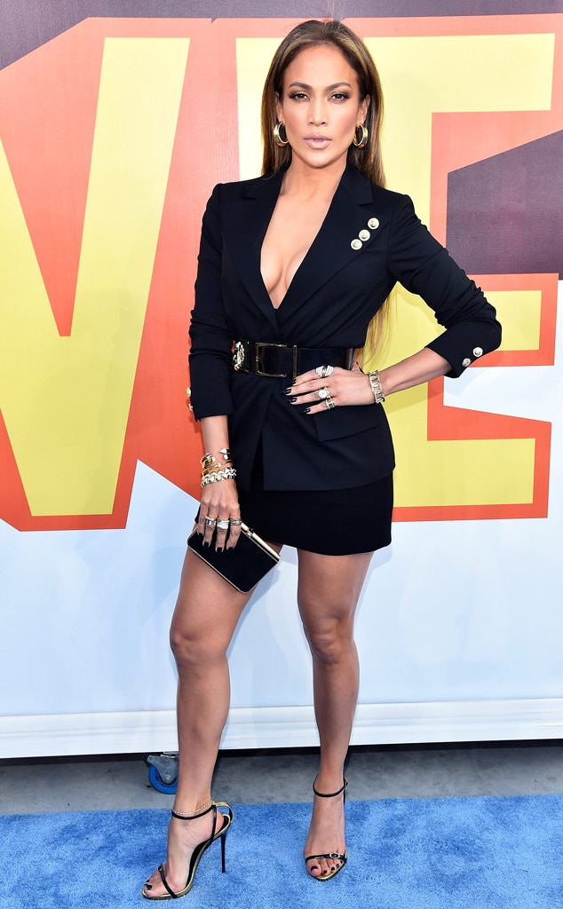 Jennifer Lopez, MTV Movie Awards