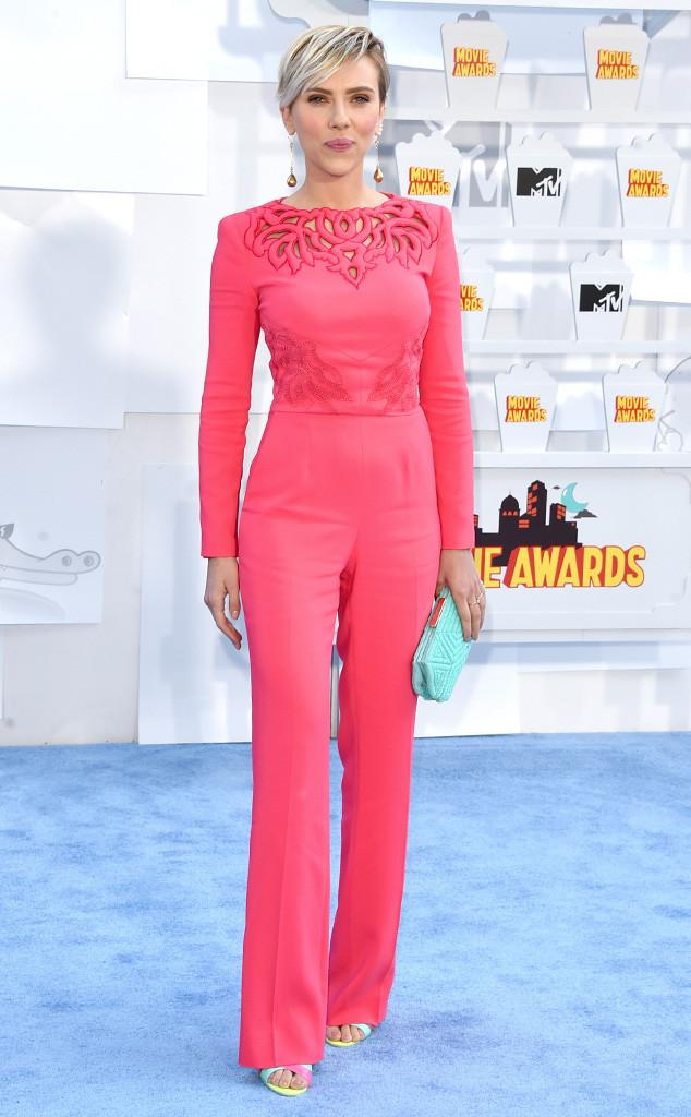 Scarlett Johansson, MTV Movie Awards