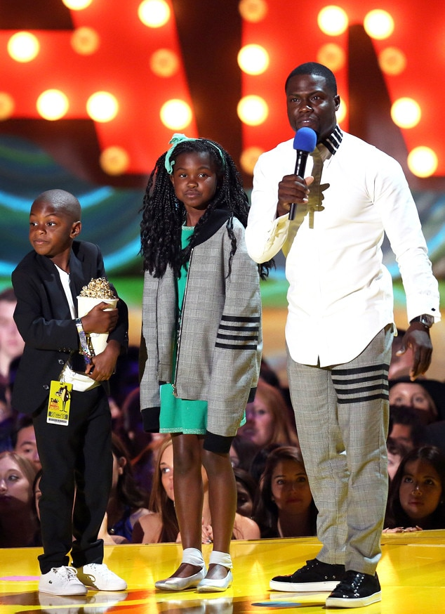 Kevin Hart, MTV Movie Awards