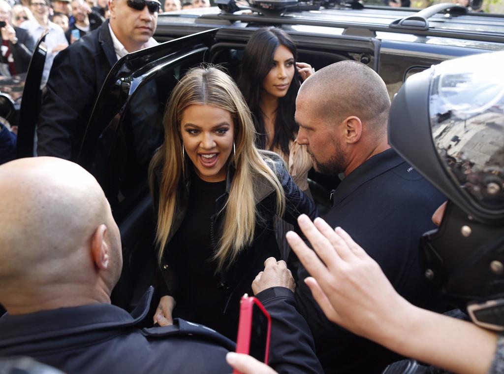 Khloe Kardashian, Kim Kardashian, Israel