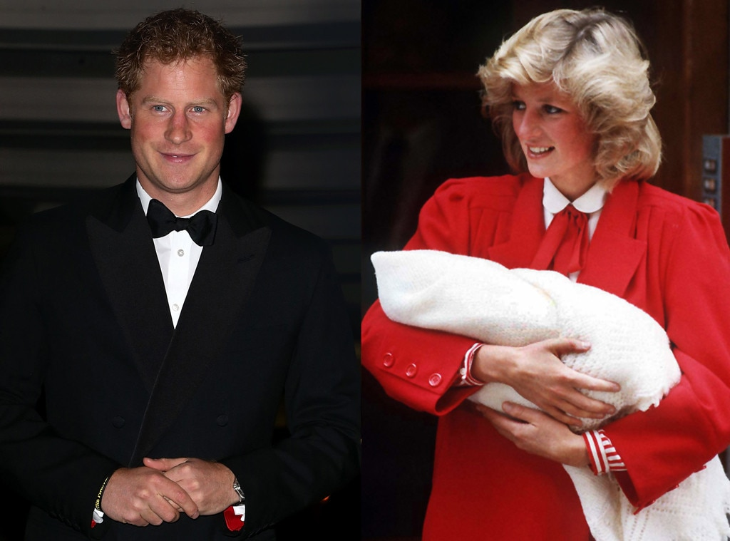 Prince Harry Wants To Make Princess Diana Incredibly Proud