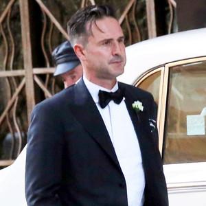 David Arquette, Wedding