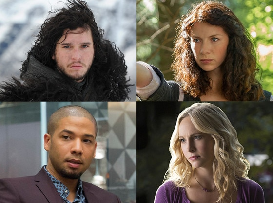 Spoiler Chat, Candice Accola, Jussie Smollett, Caitriona Balfe, Kit Harington