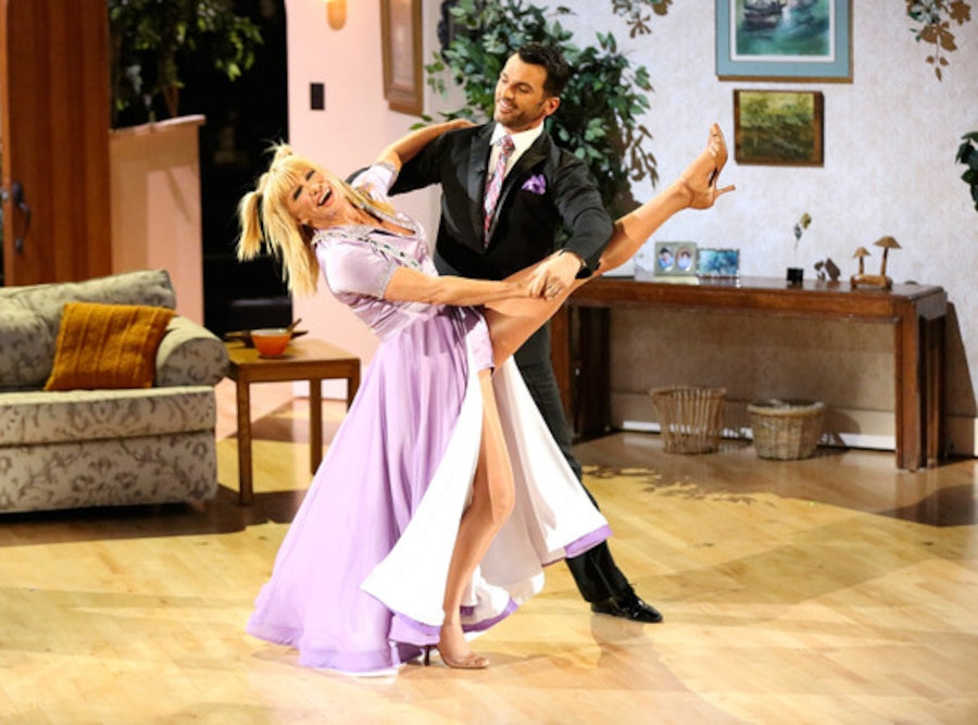Dancing With The Stars, DWTS, Suzanne Somers