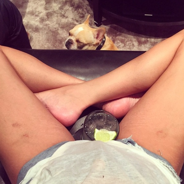 Chrissy Teigen, Instagram