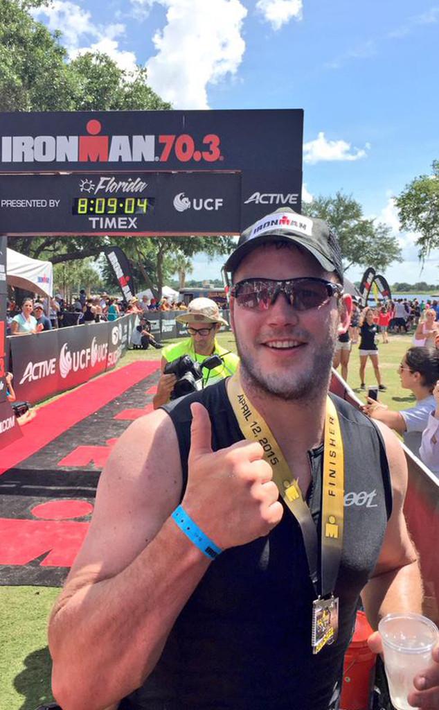 Chris Pratt, Ironman