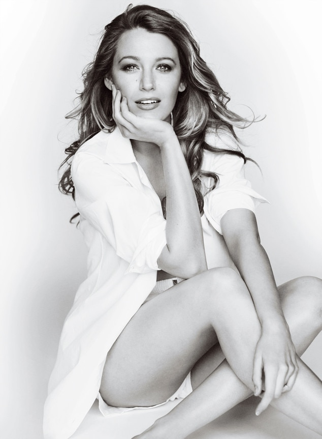 Blake Lively, Allure Magazine
