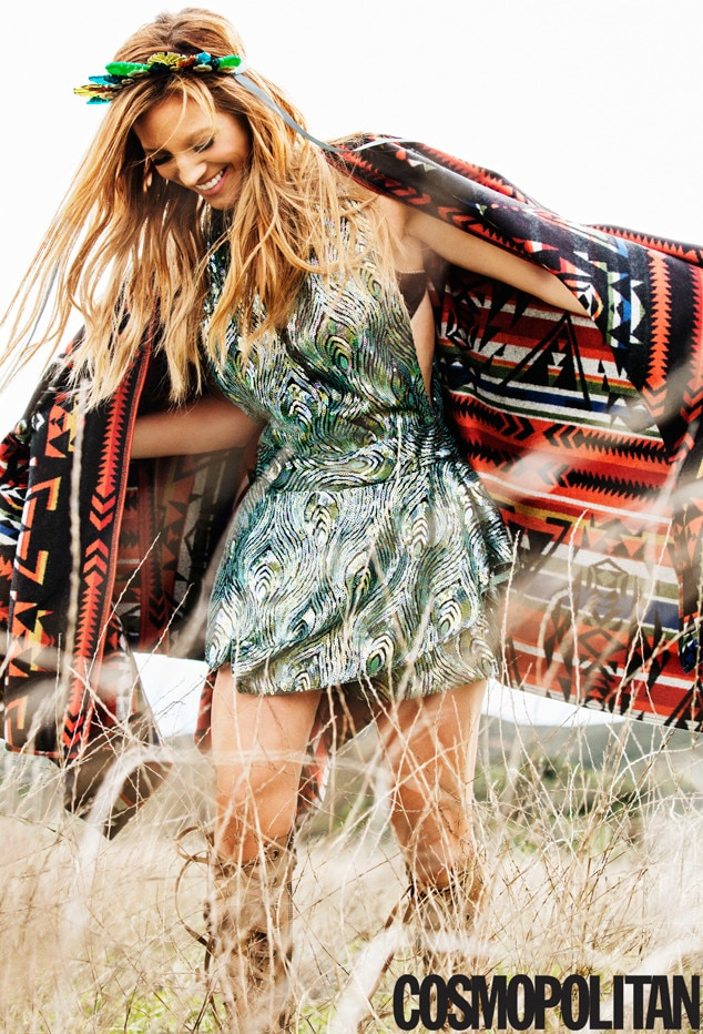 Brittany Snow, Cosmopolitan