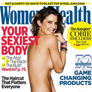 Cobie Smulders, Women's Health