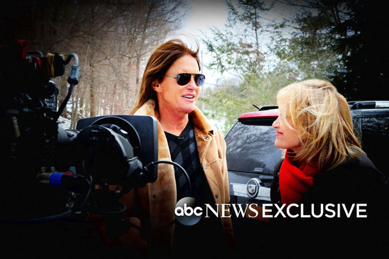 Bruce Jenner, Diane Sawye, Exclusive Interview
