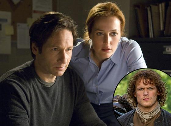 X Files, Outlander