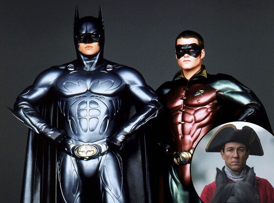 Outlander, Tobias Menzies, Batman