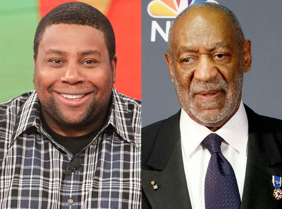 Kenan Thompson, Bill Cosby