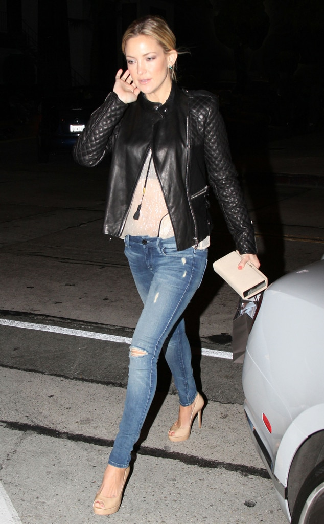 Night Owl From Kate Hudson 39 S Street Style E News