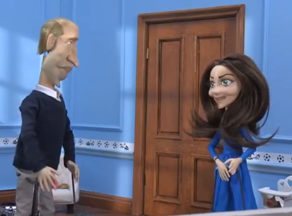 Newszoids, Prince William, Duchess Catherine