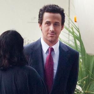Ryan Gosling, Dark Hair