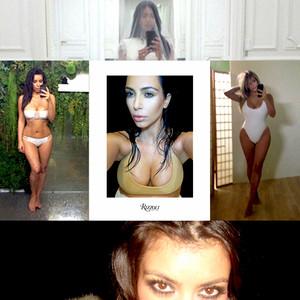 Kim Kardashian, Selfish