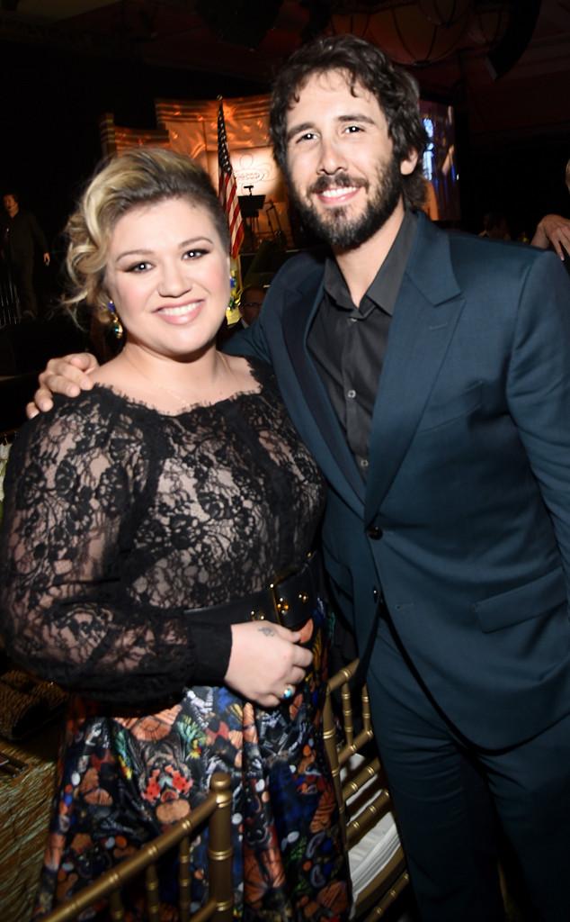 Kelly Clarkson, Josh Groban