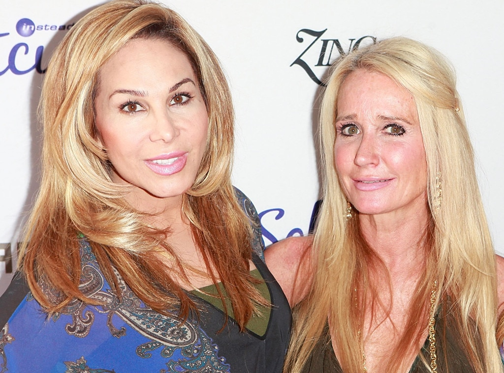 Adrienne Maloof, Kim Richards