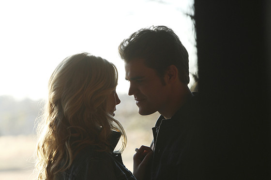 The Vampire Diaries, Candice Accola, Paul Wesley