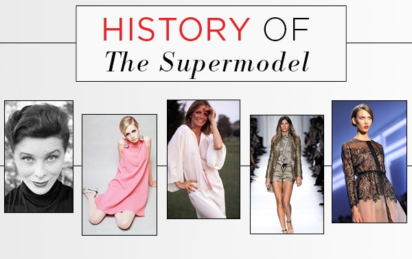 ESC, History of the Supermodel
